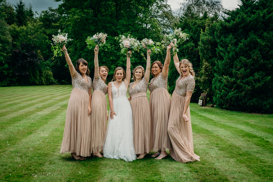 Daisy & Alex's beautiful Lakeview Manor (Devon) wedding, with Clare Kinchin Photography (35)