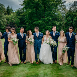 Daisy & Alex's beautiful Lakeview Manor (Devon) wedding, with Clare Kinchin Photography