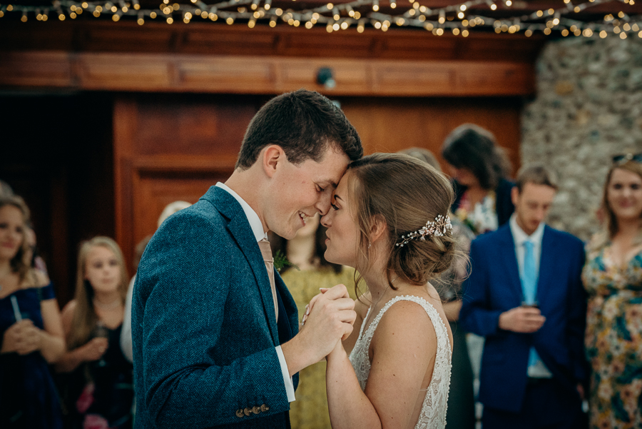 Daisy & Alex's beautiful Lakeview Manor (Devon) wedding, with Clare Kinchin Photography (42)