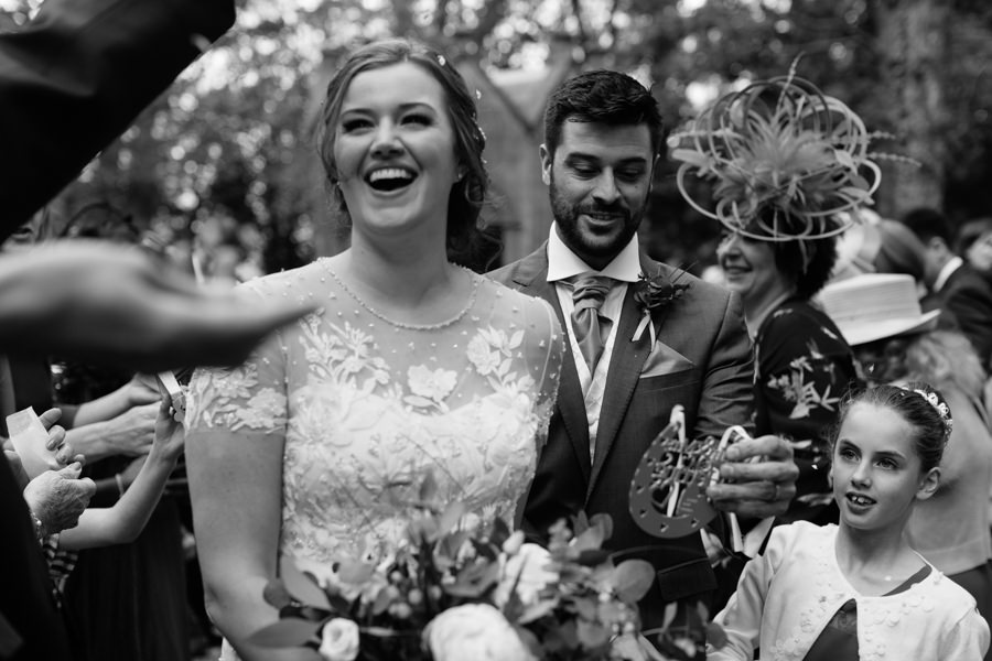 Rosie & Chris's sunny woodland wedding in Cumbria, with Lauren McGuiness Photography (10)