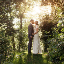 Rosie & Chris's sunny woodland wedding in Cumbria, with Lauren McGuiness Photography