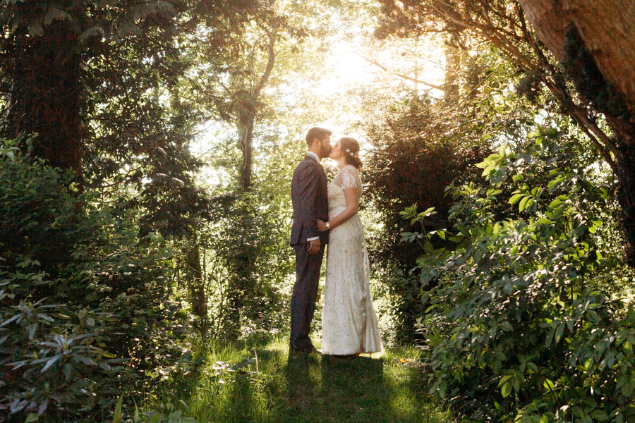 Rosie & Chris's sunny woodland wedding in Cumbria, with Lauren McGuiness Photography (30)