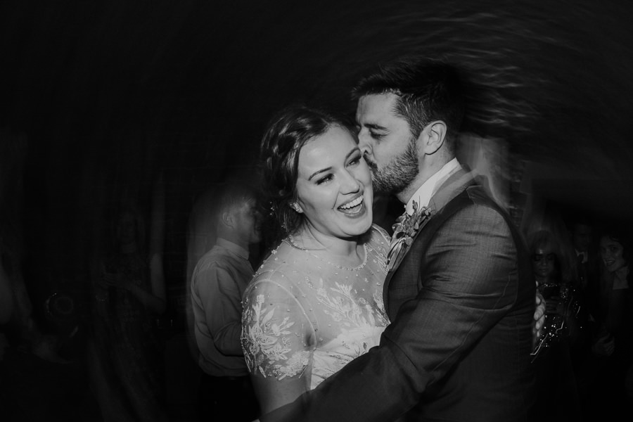 Rosie & Chris's sunny woodland wedding in Cumbria, with Lauren McGuiness Photography (32)