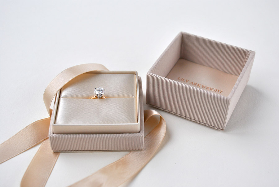 Bespoke sustainable engagement rings by Lily Arkwright Manchester UK (3)