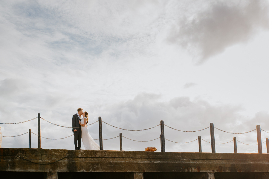 Alex and Anneka's beautiful East Quay wedding, with Michelle Cordner Photography (41)