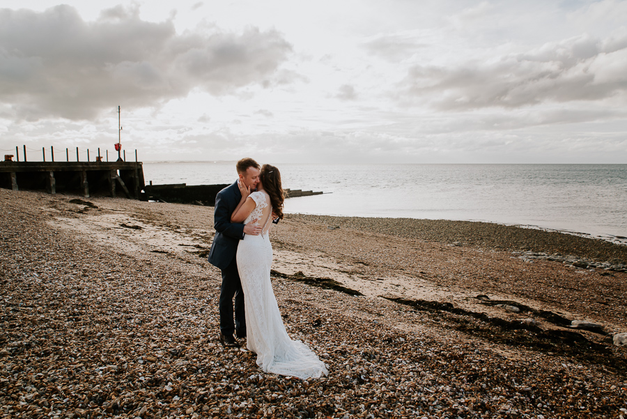 Alex and Anneka's beautiful East Quay wedding, with Michelle Cordner Photography (42)