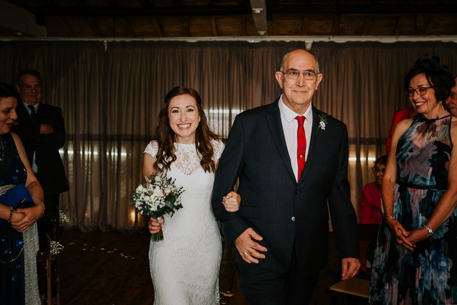 Alex and Anneka's beautiful East Quay wedding, with Michelle Cordner Photography (10)