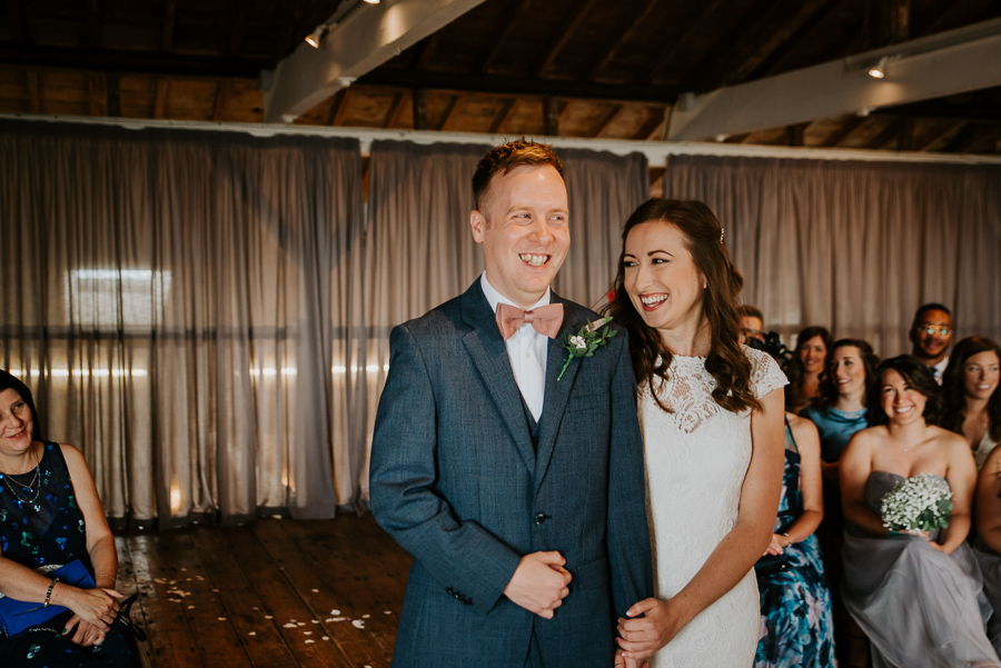 Alex and Anneka's beautiful East Quay wedding, with Michelle Cordner Photography (12)