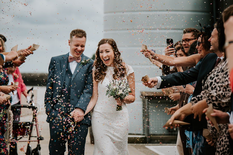 Alex and Anneka's beautiful East Quay wedding, with Michelle Cordner Photography (13)