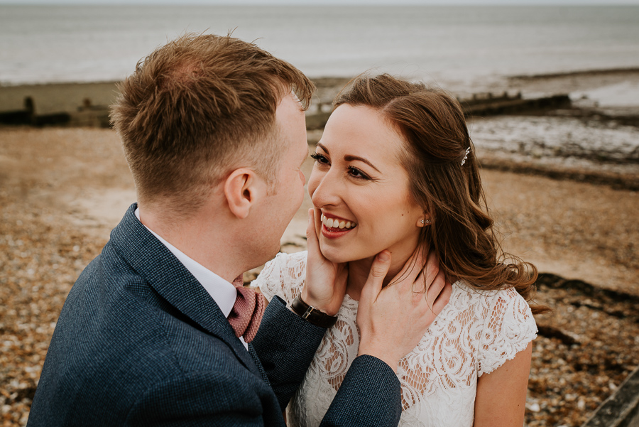 Alex and Anneka's beautiful East Quay wedding, with Michelle Cordner Photography (23)