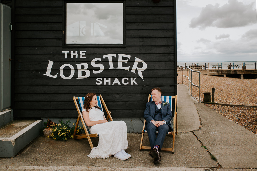 Alex and Anneka's beautiful East Quay wedding, with Michelle Cordner Photography (24)
