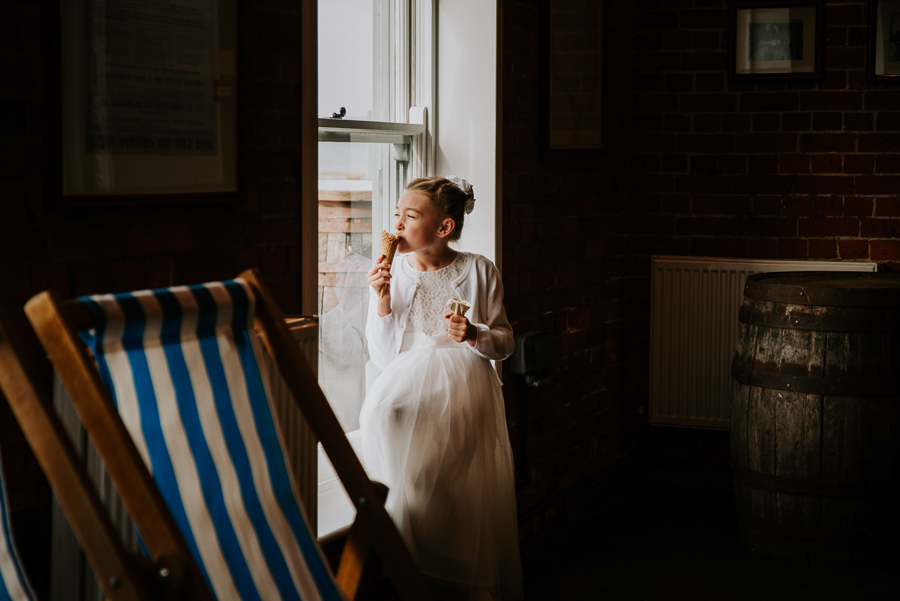 Alex and Anneka's beautiful East Quay wedding, with Michelle Cordner Photography (34)