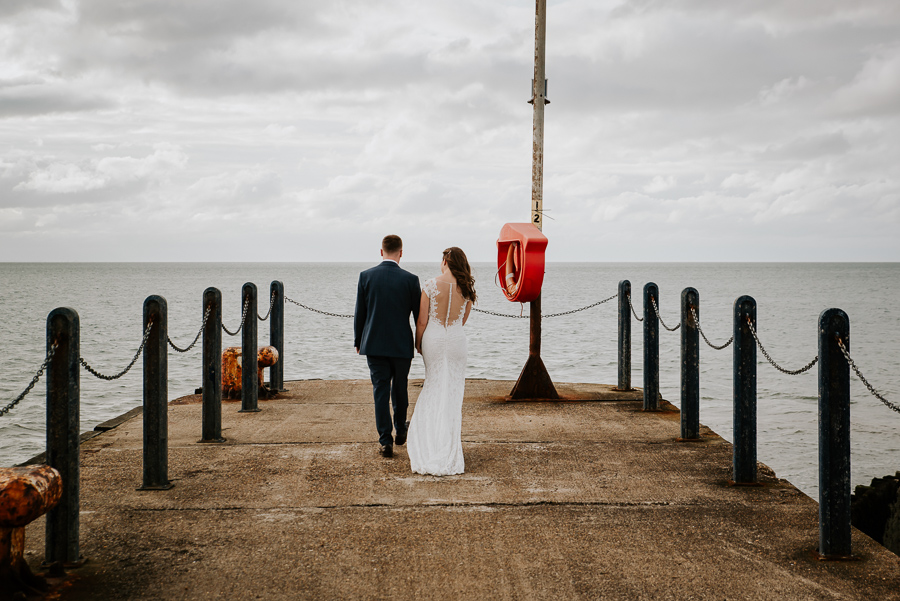 Alex and Anneka's beautiful East Quay wedding, with Michelle Cordner Photography (36)