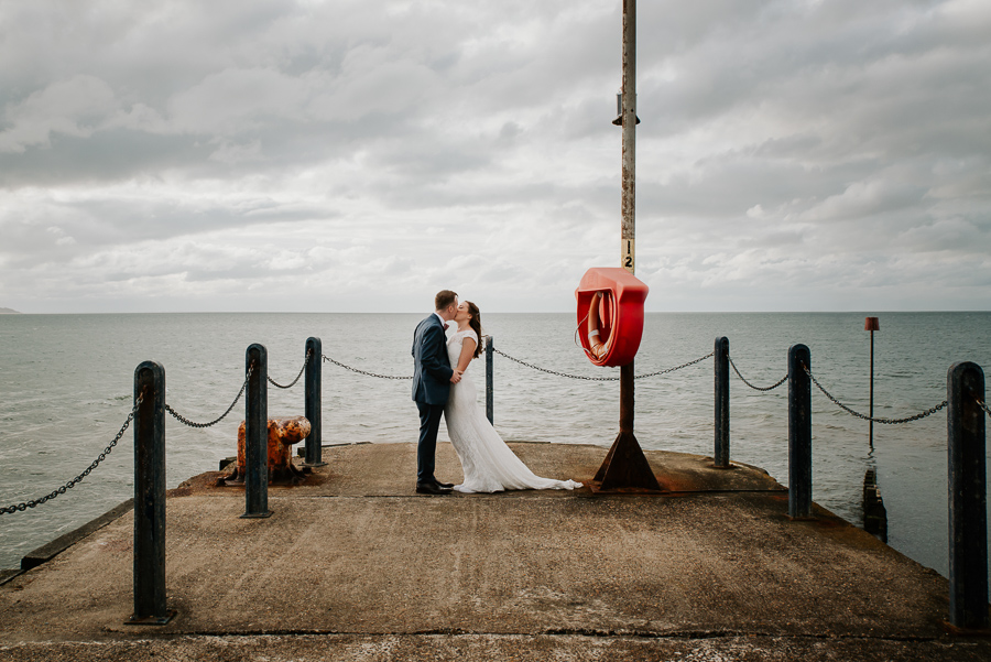 Alex and Anneka's beautiful East Quay wedding, with Michelle Cordner Photography (37)
