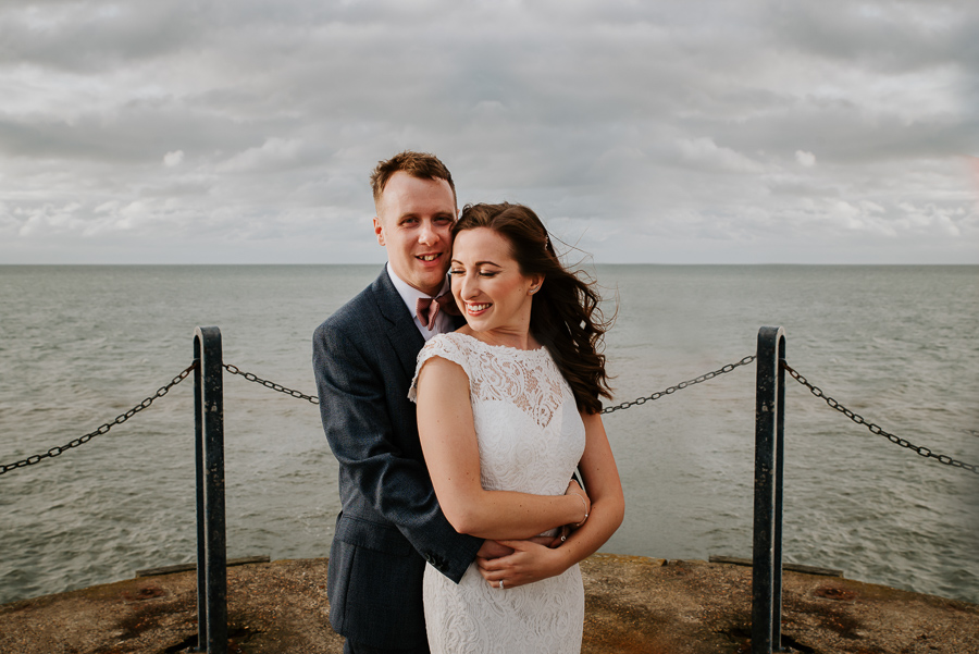 Alex and Anneka's beautiful East Quay wedding, with Michelle Cordner Photography (38)