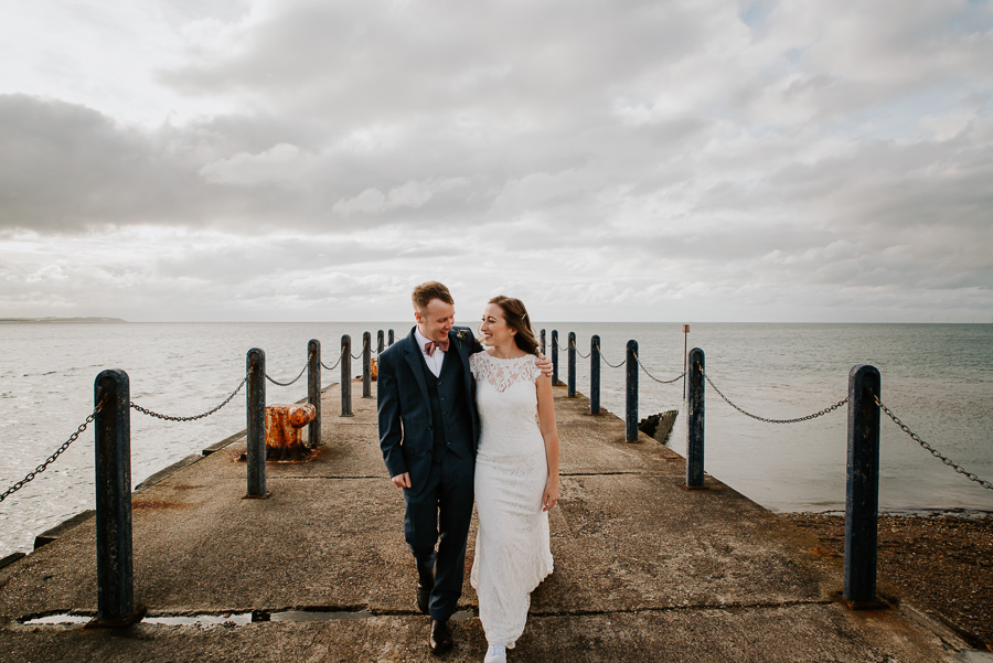 Alex and Anneka's beautiful East Quay wedding, with Michelle Cordner Photography (40)