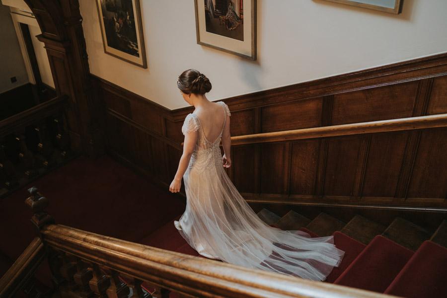 Mark & Philippa's joyful Holmewood Hall wedding, with Grace Elizabeth (17)