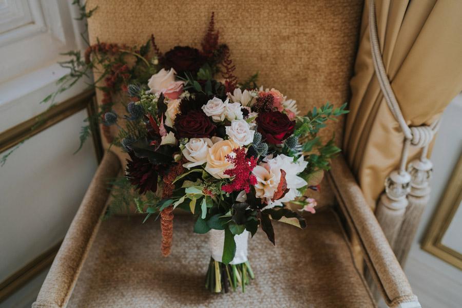 Mark & Philippa's joyful Holmewood Hall wedding, with Grace Elizabeth (6)