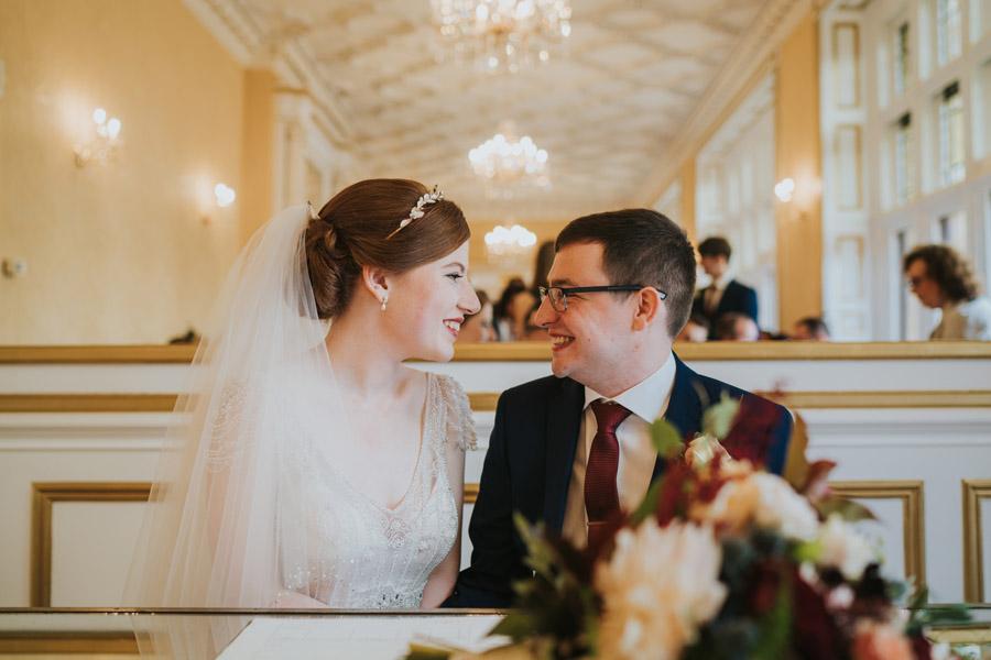 Mark & Philippa's joyful Holmewood Hall wedding, with Grace Elizabeth (20)