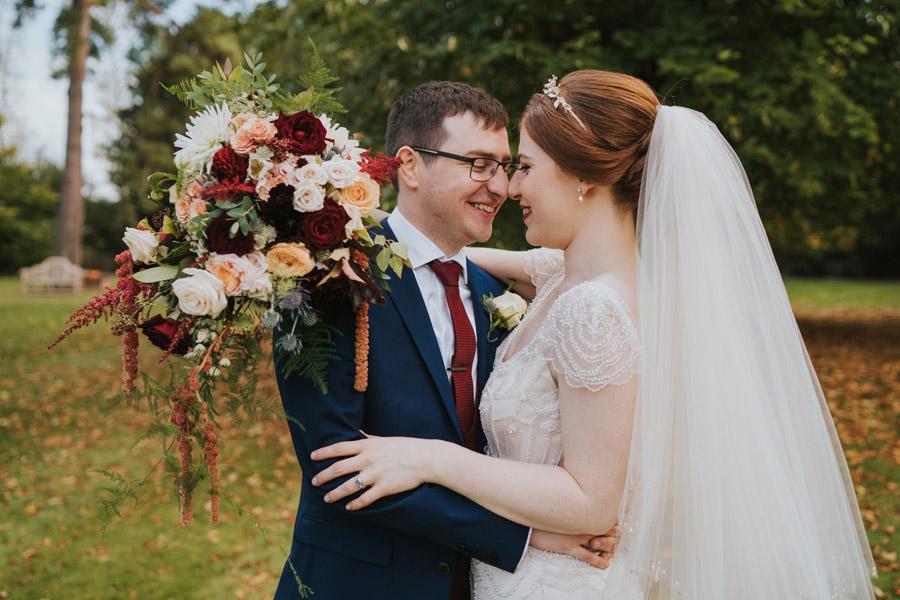 Mark & Philippa's joyful Holmewood Hall wedding, with Grace Elizabeth (34)