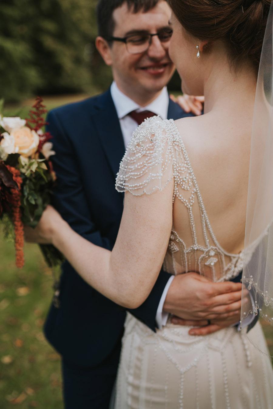 Mark & Philippa's joyful Holmewood Hall wedding, with Grace Elizabeth (36)