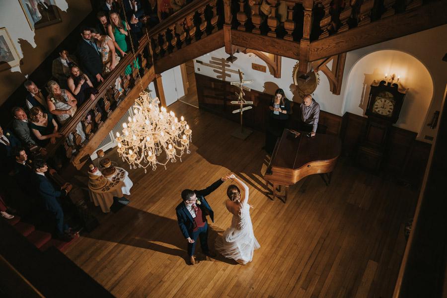 Mark & Philippa's joyful Holmewood Hall wedding, with Grace Elizabeth (47)