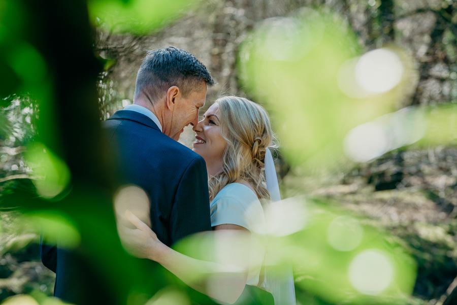 Pippa & David's joyful spring elopement in Dartmoor, photo credit Clare Kinchin (16)