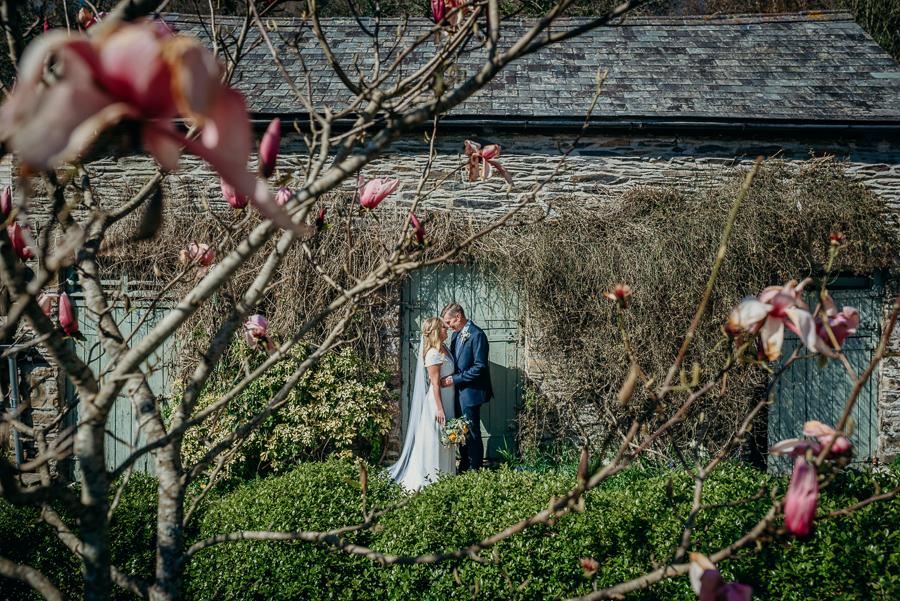 Pippa & David's joyful spring elopement in Dartmoor, photo credit Clare Kinchin (10)