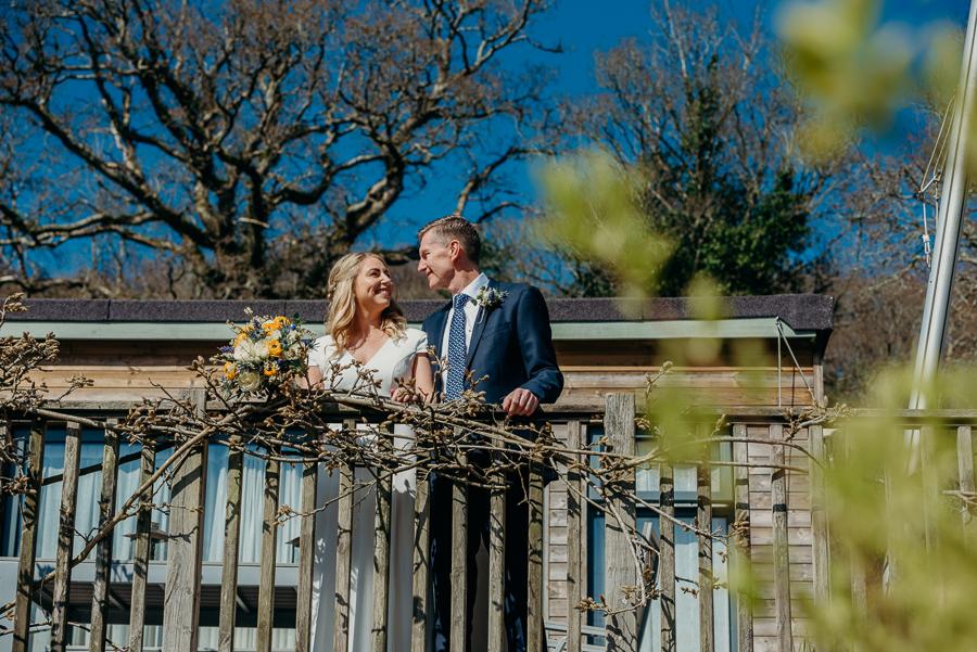 Pippa & David's joyful spring elopement in Dartmoor, photo credit Clare Kinchin (32)