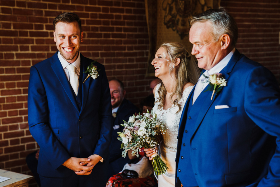 Charlotte & Sean's beautiful Pentney Abbey (Norfolk) wedding, with Rob Dodsworth Photography (21)