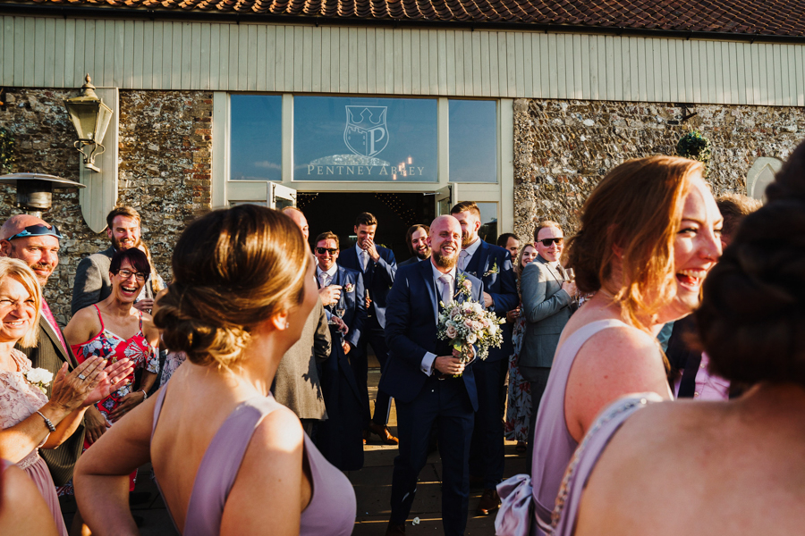 Charlotte & Sean's beautiful Pentney Abbey (Norfolk) wedding, with Rob Dodsworth Photography (32)