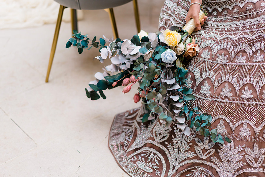 Ivory Events Stapleford Park wedding styled shoot (19)