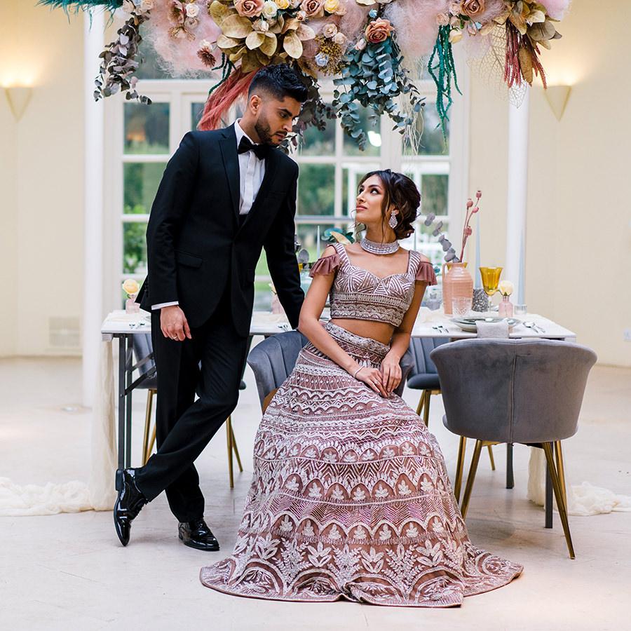 Ivory Events Stapleford Park wedding styled shoot (20)