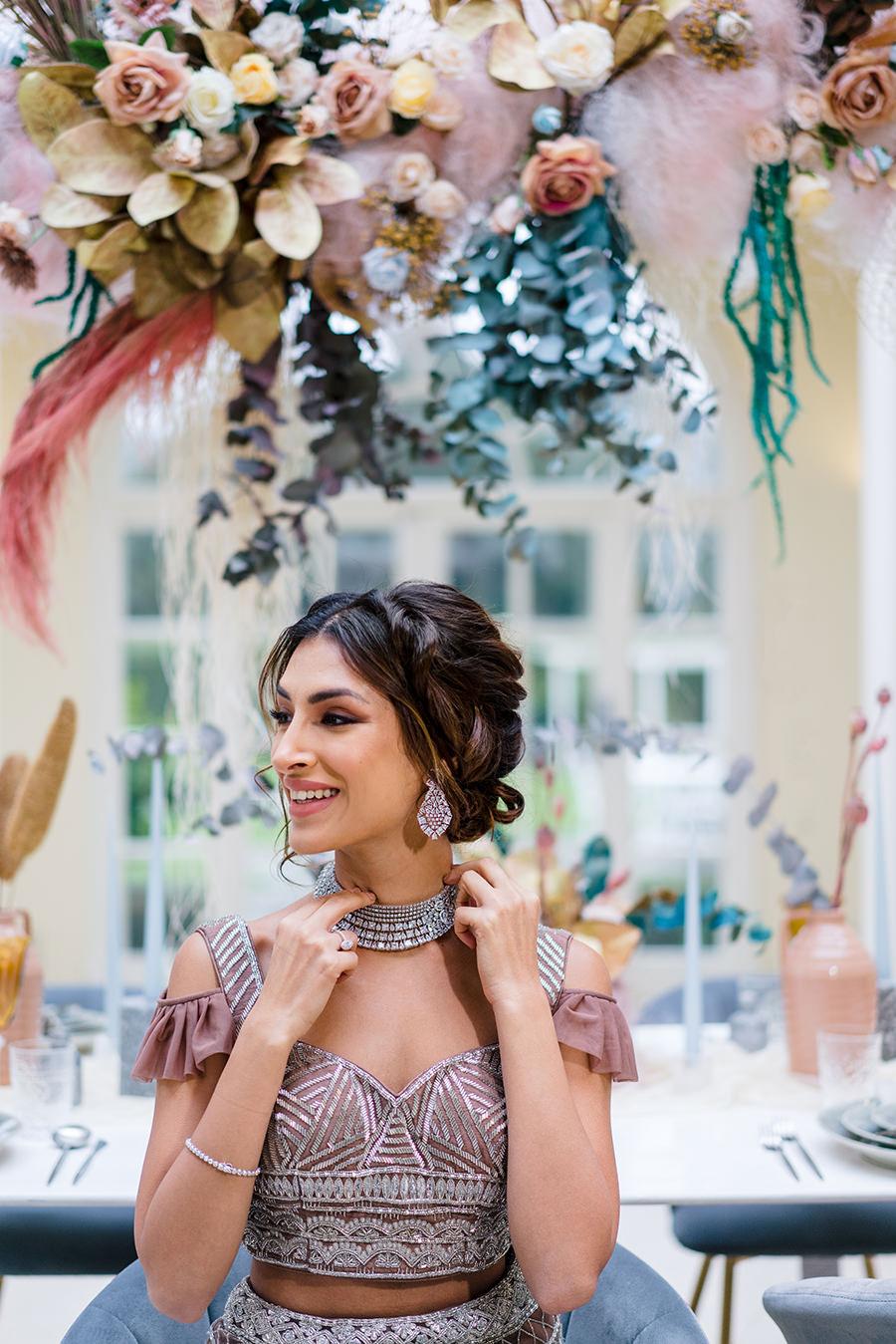 Ivory Events Stapleford Park wedding styled shoot (23)
