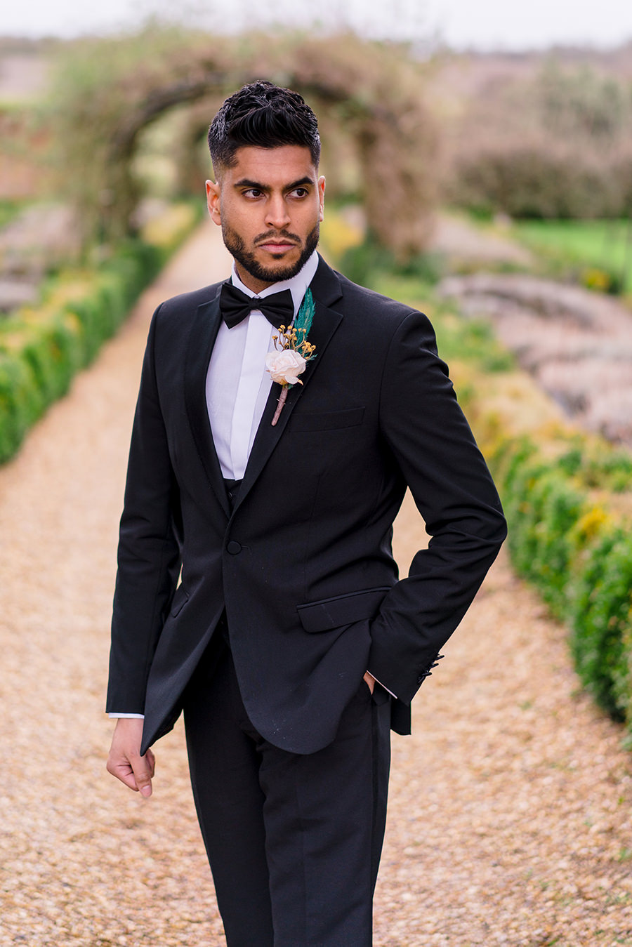 Ivory Events Stapleford Park wedding styled shoot (29)