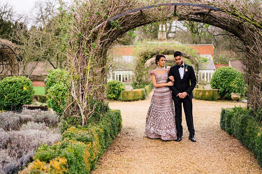 Ivory Events Stapleford Park wedding styled shoot (30)