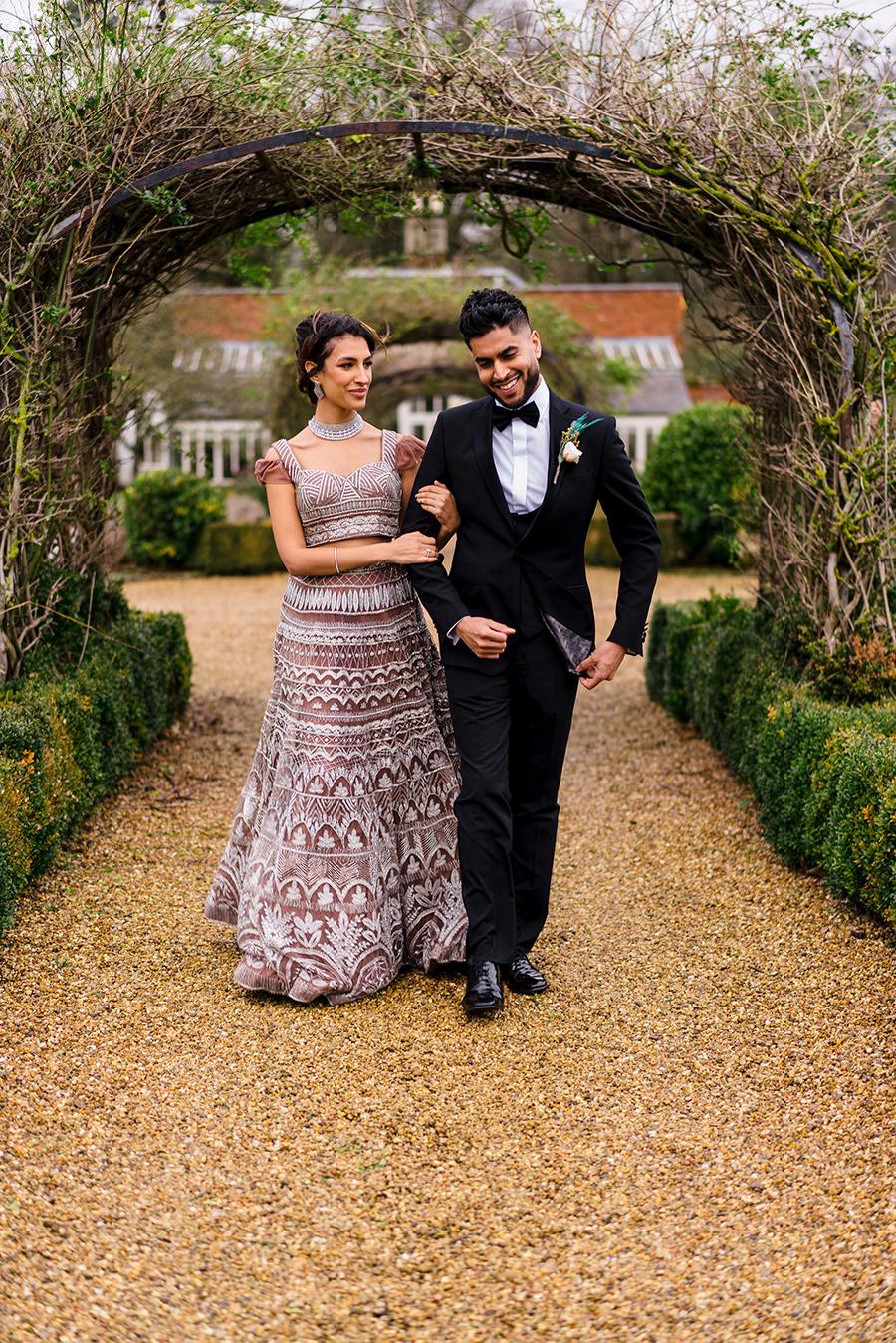 Ivory Events Stapleford Park wedding styled shoot (31)