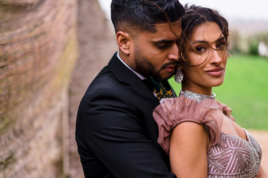 Ivory Events Stapleford Park wedding styled shoot (32)