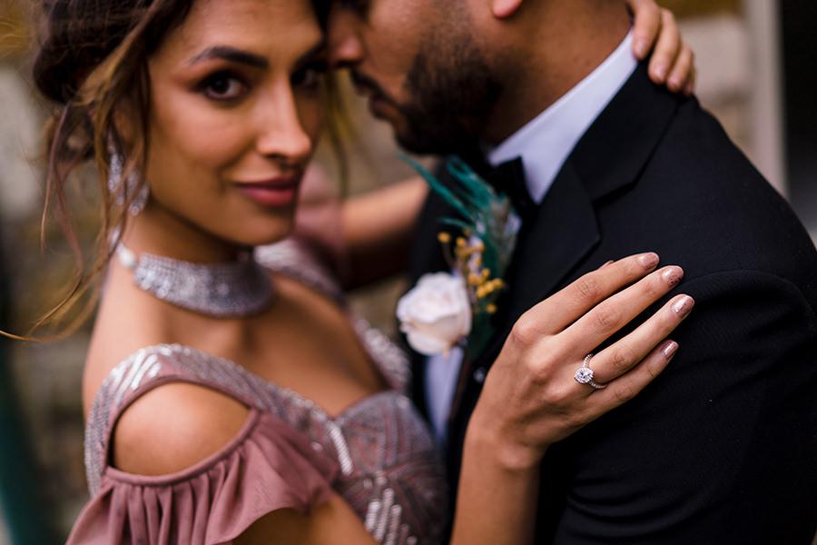 Ivory Events Stapleford Park wedding styled shoot (33)