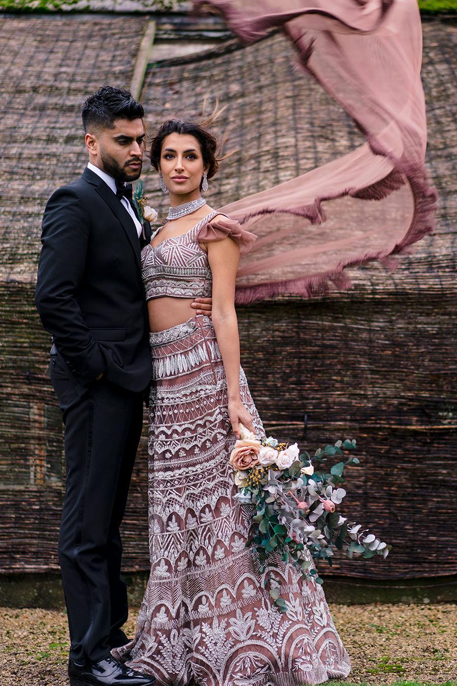 Ivory Events Stapleford Park wedding styled shoot (38)