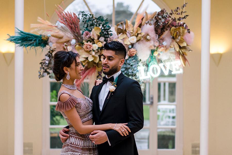 Ivory Events Stapleford Park wedding styled shoot (39)