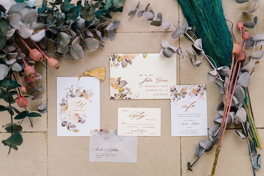 Ivory Events Stapleford Park wedding styled shoot (1)