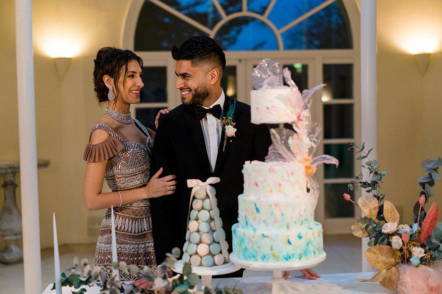 Ivory Events Stapleford Park wedding styled shoot (45)