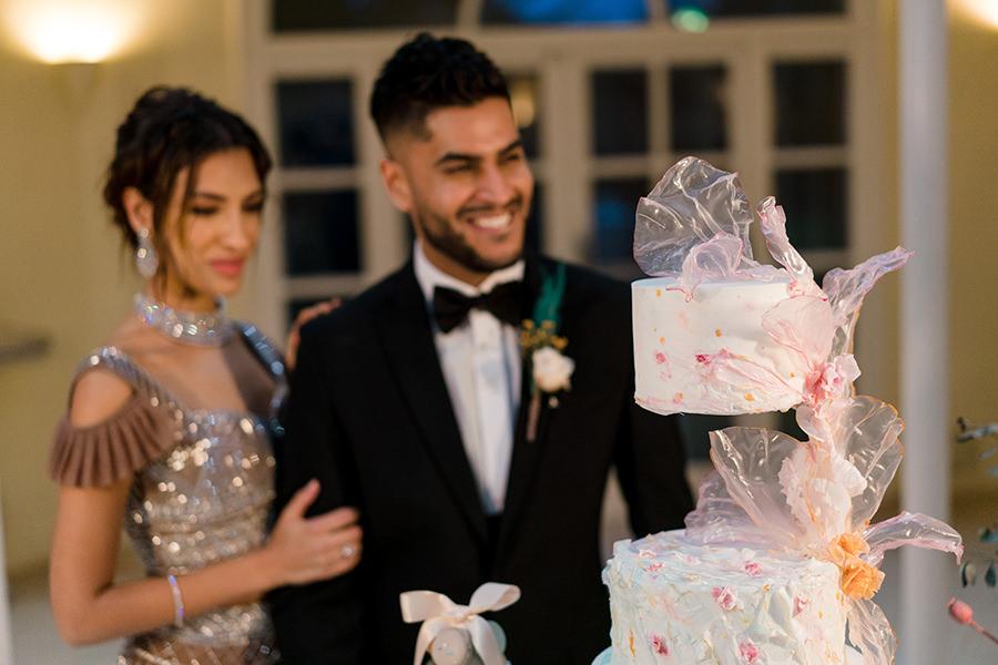 Ivory Events Stapleford Park wedding styled shoot (46)