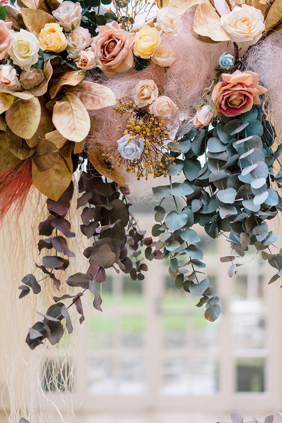 Ivory Events Stapleford Park wedding styled shoot (9)