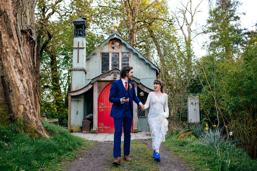The cool couples' choice: 10 awesome wedding venues outside London (2)