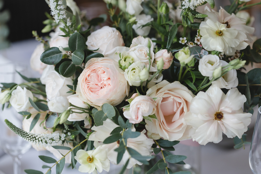 Quintessentially beautiful English wedding style with blush florals (26)
