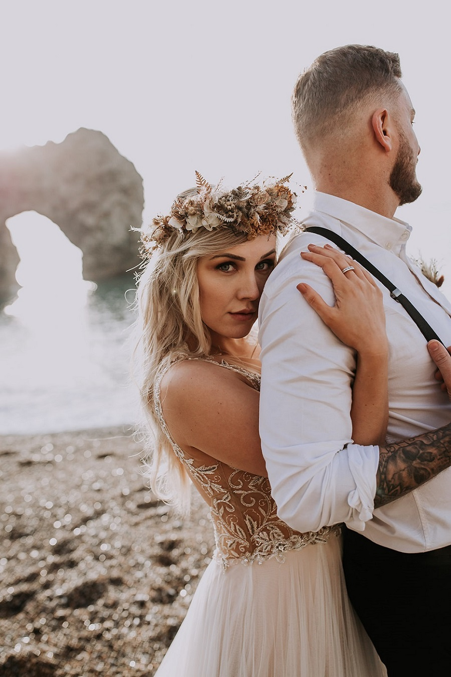 Sunrise elopement shoot! Westlake Photography and the Rustic Dresser (20)