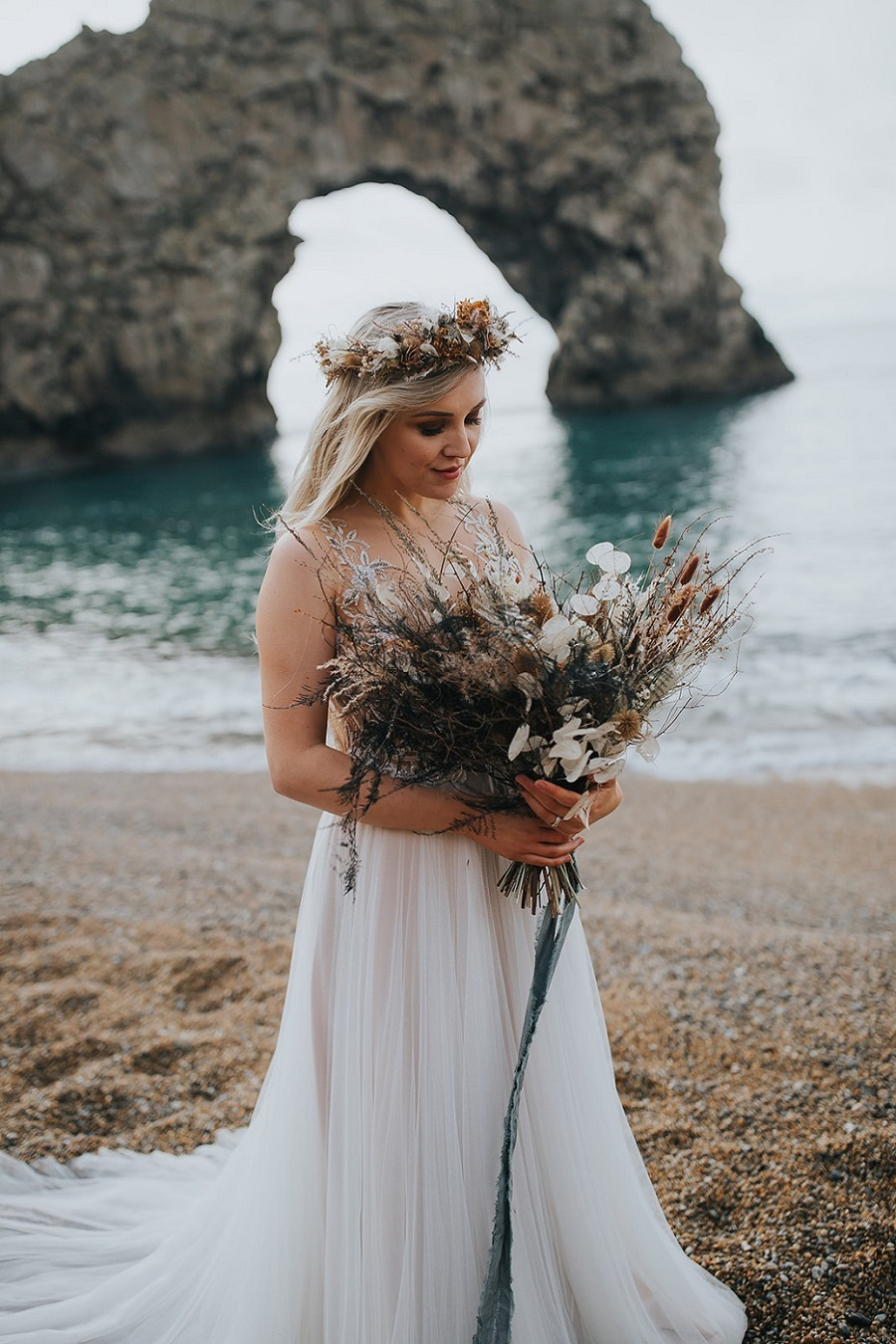 Sunrise elopement shoot! Westlake Photography and the Rustic Dresser (12)