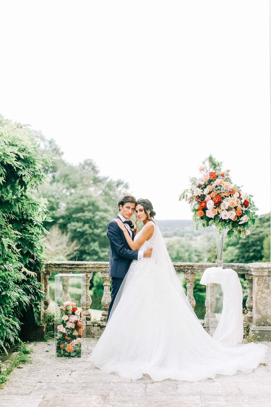 Romantic, French inspired wedding inspiration with masterful florals (39)